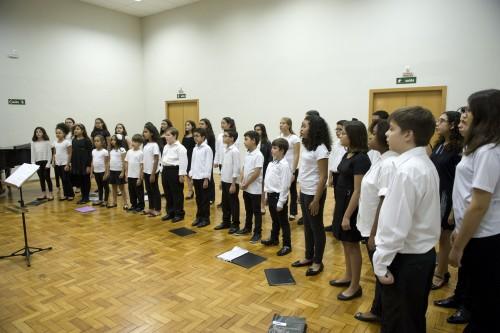 3ª MOSTRA DE PRÁTICA DE CONJUNTO: Coro Infantil do Conservatório de Tatuí
