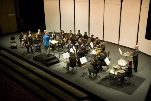 3ª MOSTRA DE PRÁTICA DE CONJUNTO: Banda Sinfônica Jovem do Conservatório de Tatuí