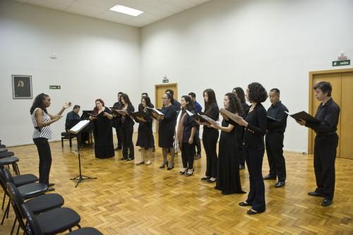 3ª MOSTRA DE PRÁTICA DE CONJUNTO: Coro Jovem do Conservatório de Tatuí