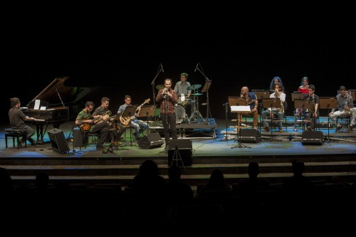 3ª MOSTRA DE PRÁTICA DE CONJUNTO: Jazz Combo Jovem do Conservatório de Tatuí