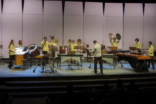 3ª MOSTRA DE PRÁTICA DE CONJUNTO: Grupo de Percussão Jovem do Conservatório de Tatuí