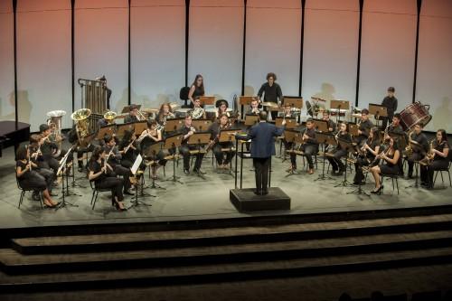 3ª MOSTRA DE PRÁTICA DE CONJUNTO: Banda Sinfônica Infantojuvenil do Conservatório de Tatuí