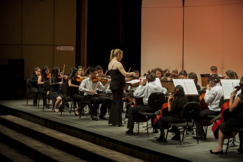 3ª MOSTRA DE PRÁTICA DE CONJUNTO: Orquestra de Cordas Infantil do Conservatório de Tatuí