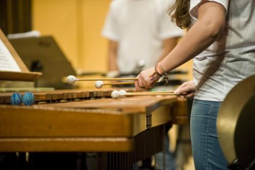 Audição de Classe: Percussão Sinfônica
