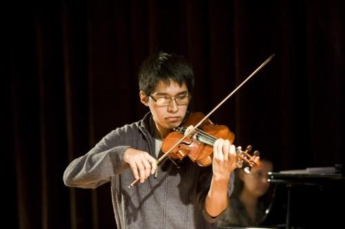 Audição de Classe: Violino
