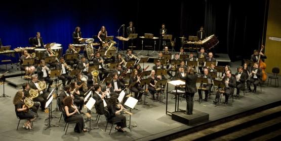 Banda Sinfônica do Conservatório de Tatuí faz concerto neste domingo