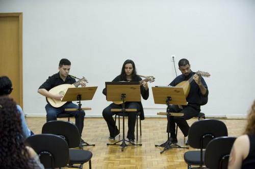 Audição de Classe: Violão e Cordas Dedilhadas Históricas