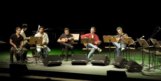 Grupo de Choro do Conservatório de Tatuí faz show nesta terça-feira