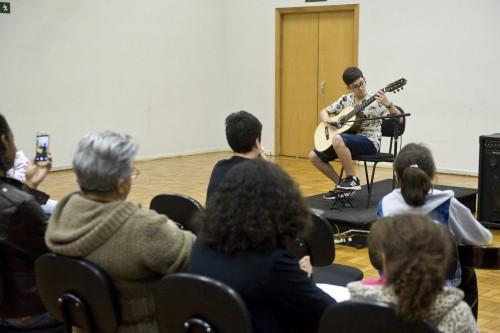 Audição de Classe: Violão Clássico
