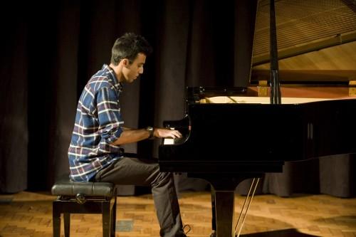 14º Concurso Interno de Piano do Conservatório de Tatuí – Homenagem a Ernst Mahle