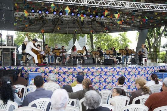 Música na Praça traz Grupo de Música Raiz do Conservatório de Tatuí nesta semana