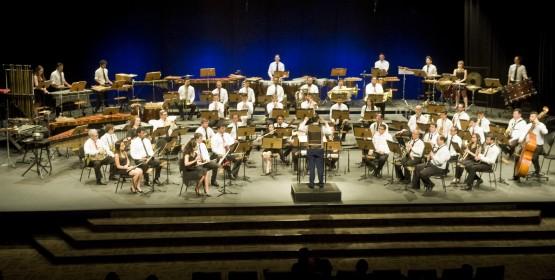 Banda Sinfônica do Conservatório de Tatuí faz concerto nesta quarta-feira