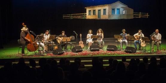 Grupo de Música Raiz do Conservatório de Tatuí apresenta-se no Teatro Procópio Ferreira