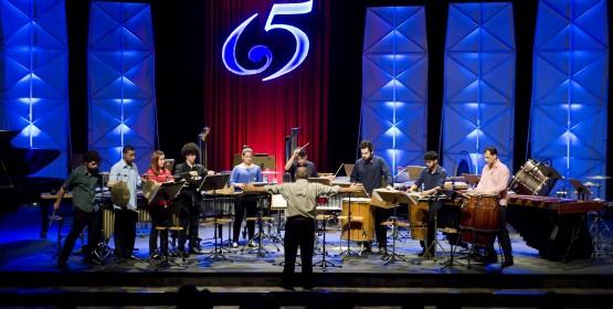 Grupo de Percussão, Banda Sinfônica e Big Band apresentam-se na 59ª Semana da Música do Conservatório de Tatuí