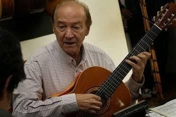 7º Concurso Interno de Violão homenageia Pedro Cameron