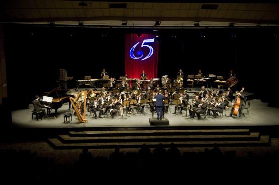 Banda Sinfônica do Conservatório de Tatuí apresenta Jovens Solistas