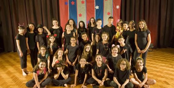 Conservatório de Tatuí abre inscrições para Curso Livre de Teatro para Crianças
