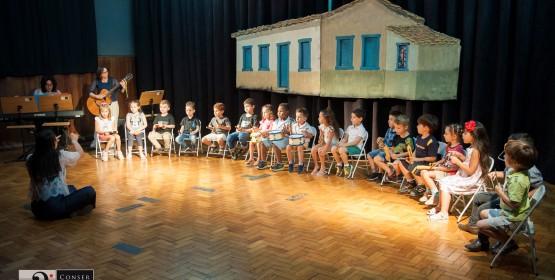 Musicalização Infantil, Teatro e Piano lideram ranking de cursos mais procurados no Conservatório de Tatuí