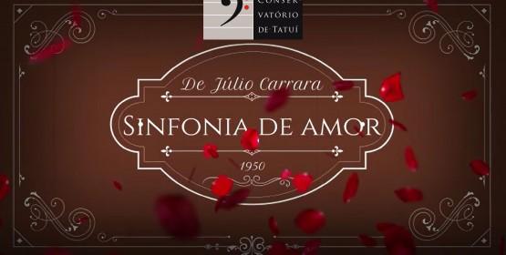 """Minissérie """"Sinfonia de Amor"""" ganha novos canais de transmissão"""