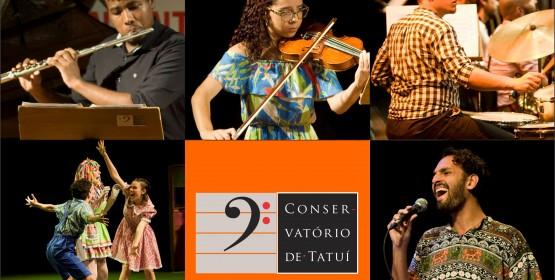 Conservatório de Tatuí abre inscrições para novos alunos  dia 12 de março